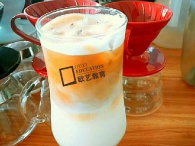 怎样做海盐咖啡,海盐咖啡的配方,海盐咖啡的做法
