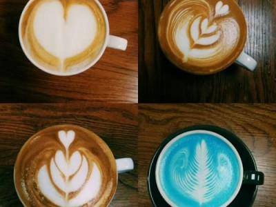 咖啡拉花合集