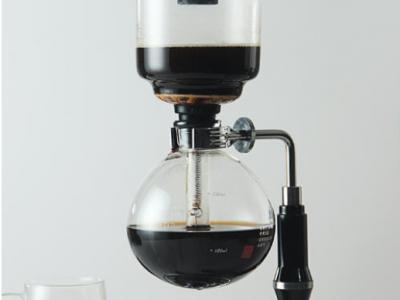 重庆咖啡培训虹吸壶煮咖啡不会出现焦苦味的煮法