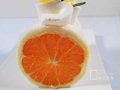 橙子蛋糕怎么做