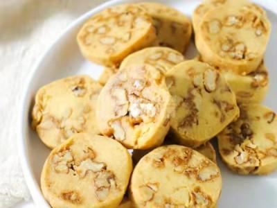 花生酱小饼:花生酱小脆饼怎么做好吃