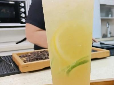 鸭屎香柠檬茶的制作方法