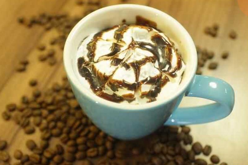 摩卡咖啡的做法,怎么做摩卡咖啡丨咖啡培训